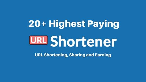 20+ Best URL Shortener Websites to Make Money Online