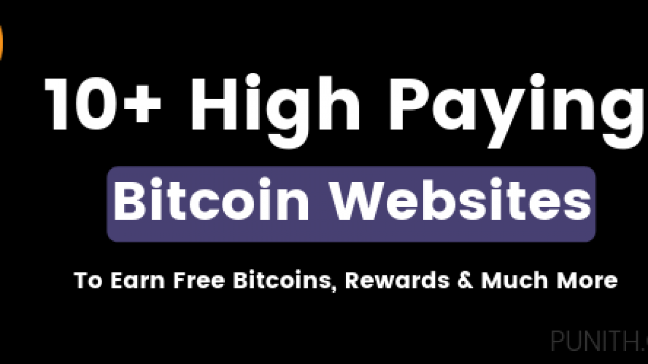 10+ Best Bitcoin Faucet Websites & Apps That Pays You More💰💵