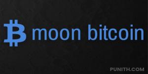 القمر بيتكوين صنبور